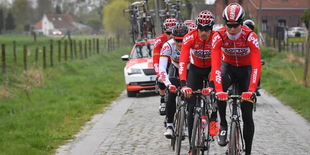Paris-Roubaix: Lotto-Soudal compte sur son collectif pour inverser la tendance - La DH