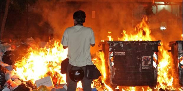 L'incendiaire de Tubize devant ses juges - La DH