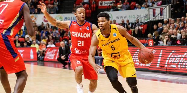 Basket: Ostende n'a pas à rougir - La DH