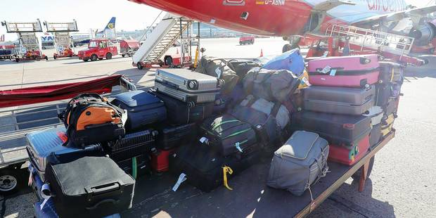 Bon plan: achetez les objets trouvés à Brussels Airport - La DH