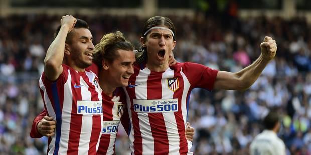 Liga: Griezmann écoeure le Real dans le derby, le Barça chute à Malaga et rate la tête - La DH