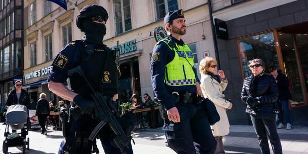 Attentat à Stockholm: la victime belge est une femme de 31 ans de Lembeek - La DH