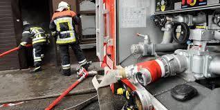 Fuite de gaz à la station Total de Spa - La DH