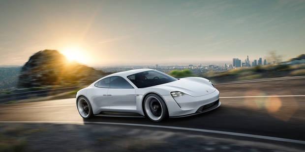 Mission e, la Porsche survoltée - La DH
