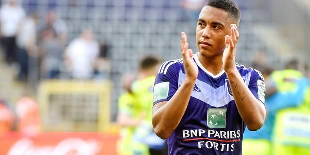 Anderlecht veut encore faire grimper le prix de Tielemans - La DH