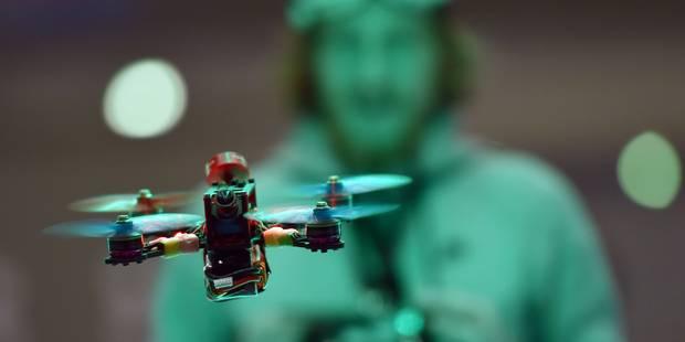 La Belgique planche sur des mesures préventives contre une attaque terroriste par drones - La DH