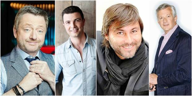 Quatre animateurs de RTL se lancent dans la chanson ! - La DH