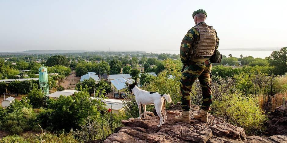 La DH avec les militaires belges au Mali, sanctuaire du terrorisme - La DH
