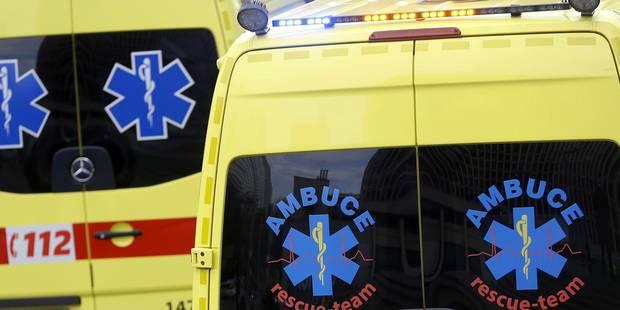 Le conducteur victime d'un accident sur la E42 sur le viaduc de Polleur est décédé - La DH
