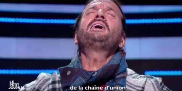 Francis Lalanne réinvente la Marseillaise... (VIDEO) - La DH