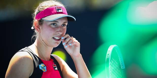 Fed Cup: la Belgique en Russie sans Flipkens et Wickmayer, Elise Mertens emmène la sélection - La DH