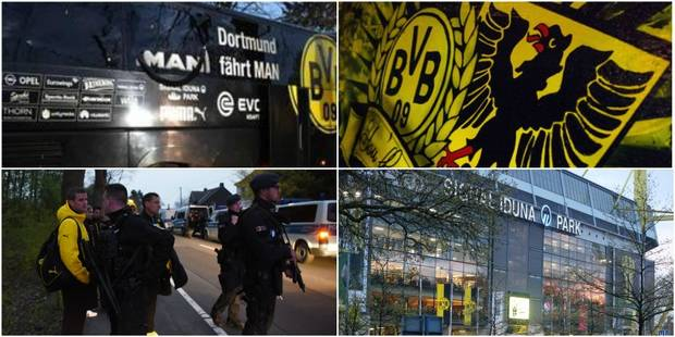 """Triple explosion à Dortmund: """"Acteurs, chanteurs, sportifs et autres mécréants figurent sur la liste de mort de l'Etat i..."""
