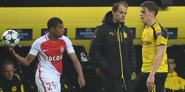 Le coach de Dortmund furieux contre l'UEFA après la défaite face à Monaco - La DH