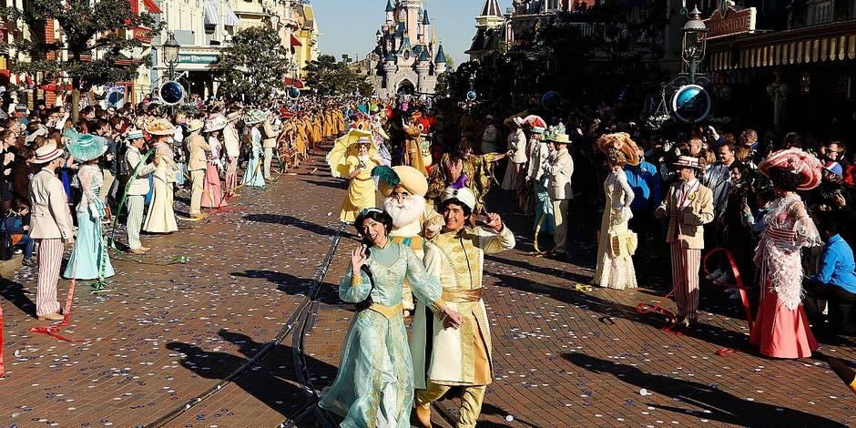 Happy Birthday Disney ! Le célèbre parc a fêté ses 25 ans
