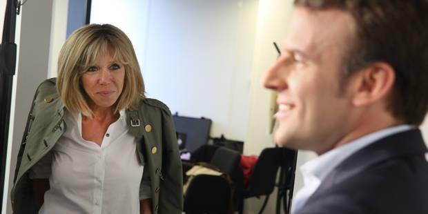 """La mère d'Emmanuel Macron : """"On pourrait déshabiller Laetitia Casta devant lui que cela ne lui ferait rien"""" - La DH"""