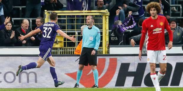 Dendoncker permet à Anderlecht de continuer à rêver (VIDEOS) - La DH