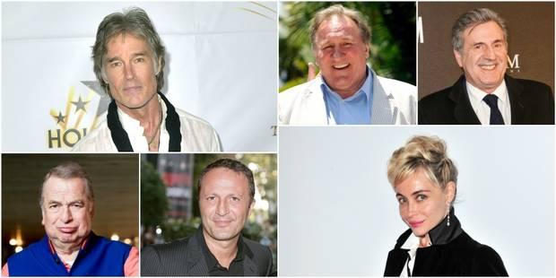 Ronn Moss, Daniel Auteuil, Emmanuelle Béart: la Belgique paradis des stars - La DH