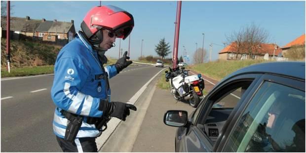 La police confirme la tenue du marathon de contrôles de la vitesse excessive de mercredi - La DH