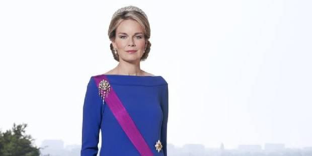 7e fille d'une famille gantoise, sa marraine est la... reine Mathilde - La DH