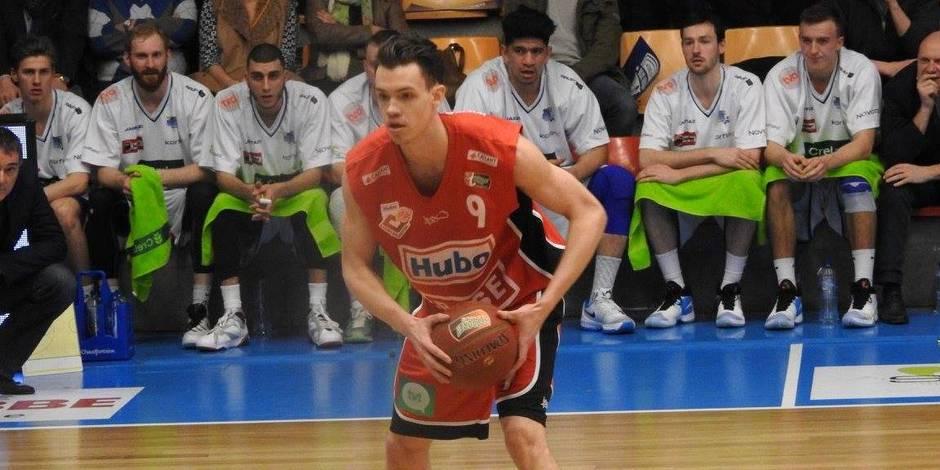 Basket: Hans Vanwijn a opté pour Anvers