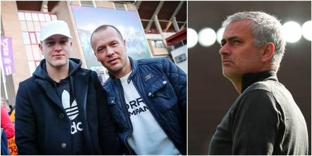 """Zetterberg: """"J'ai vu que Mourinho se méfiait d'Anderlecht"""" - La DH"""