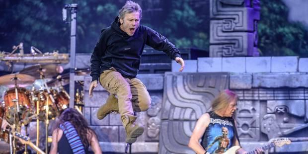 Iron Maiden de retour à Anvers ! - La DH