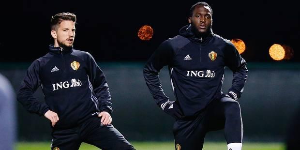 Un échange Lukaku-Rooney en attendant Mertens ? - La DH
