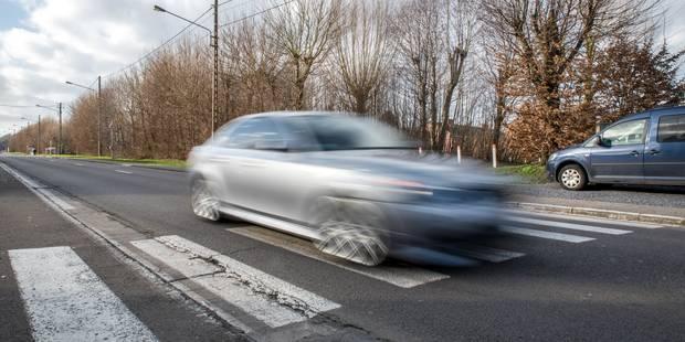 Jemappes : un conducteur gravement blessé suite à un accident - La DH