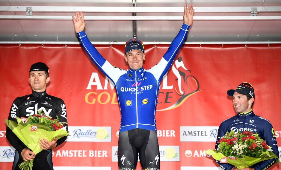 Gilbert remporte l'Amstel Gold Race !