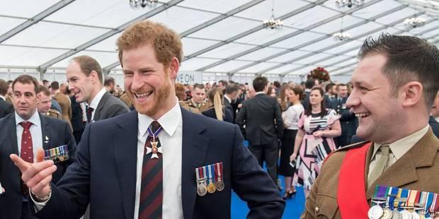 """Le prince Harry a vécu dans un """"chaos total"""" après la mort de Diana : """"J'étais sur le point de frapper quelqu'un"""" - La D..."""