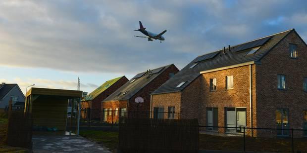 Nuisances des avions: l'Etat belge condamné à indemniser certains riverains - La DH