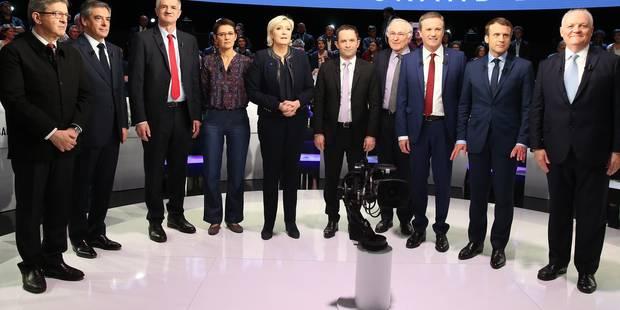 France 2 confirme la tenue de l'Emission politique jeudi avec tous les candidats à la présidentielle - La DH