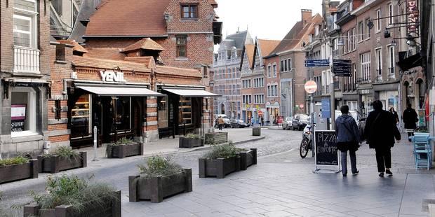 Tournai: La famille humaniste au chevet du commerce malade - La DH