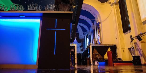 Binche: La difficile résurrection du Crucis - La DH