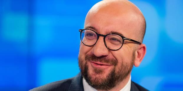 Charles Michel, homme politique le plus populaire... en Flandre - La DH