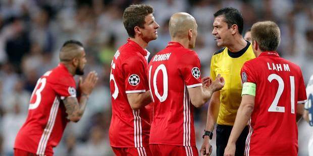 Ces erreurs d'arbitrage qui ont entaché le choc Real - Bayern (VIDEOS) - La DH