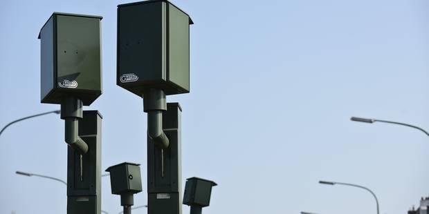 Près d'un Wallon sur quatre voudrait plus de radars le long des routes au sud du pays - La DH