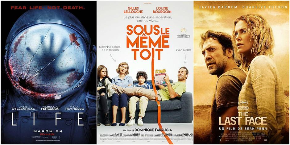 Un film fantastique, une comédie réussie et un drame très nul: découvrez nos critiques des sorties ciné de la semaine (VIDEOS)