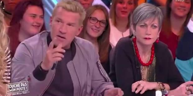 """Tensions entre Castaldi et Verdez dans TPMP : """"Ferme ta gueule!"""" (VIDEO) - La DH"""