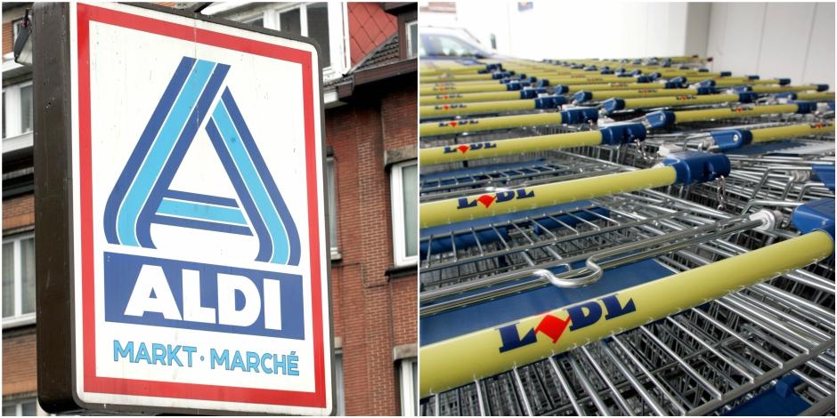 Pourquoi le hard discount séduit de plus en plus de Belges (INFOGRAPHIES) - La DH