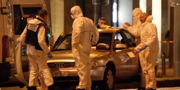 Fusillade Champs-Elysées: Le suspect avait déjà tiré sur des policiers en 2001 - La DH