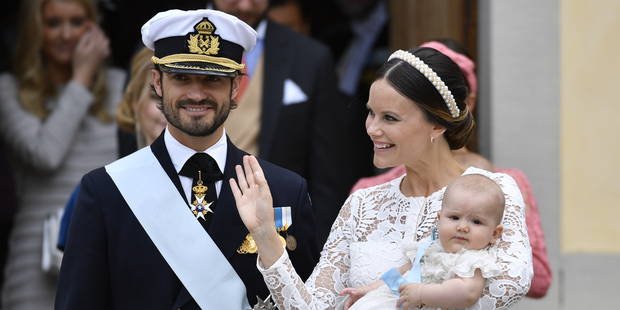 Alexander de Suède fête son premier anniversaire ! - La DH