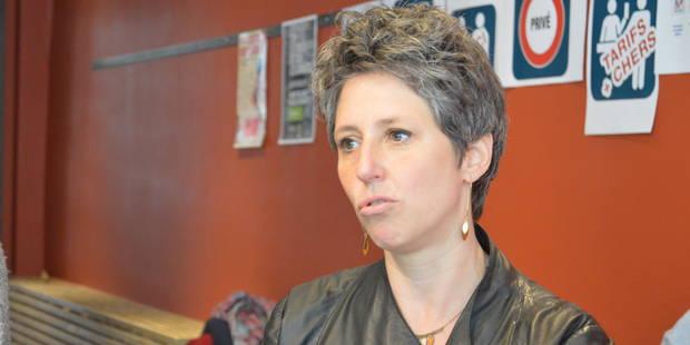 Tournai : Coralie Ladavid, tête de liste Ecolo pour le scrutin communal - La DH