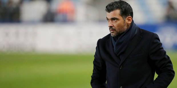 Sergio Conceição : le Standard a de la concurrence - La DH