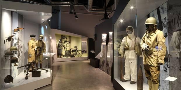 Le War Museum donne raison à un groupe d'officiers - La DH