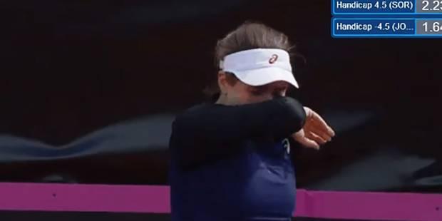 """""""Put*** de sal***"""", propos racistes envers le bébé de Serena Williams: le capitaine de la Roumanie pète un câble (VIDEO)..."""