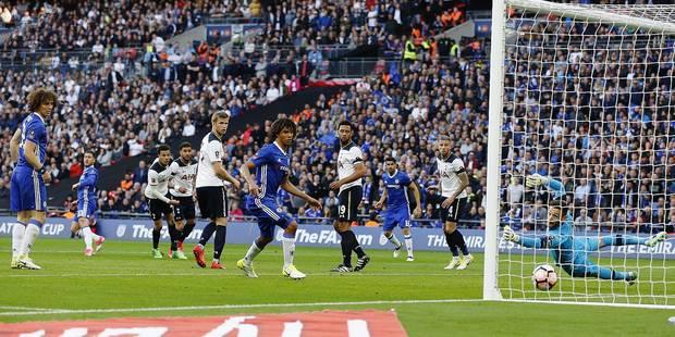 """Eden Hazard qualifie Chelsea pour la finale de la FA Cup: """"Je pense avoir été décisif?"""" - La DH"""