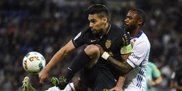 Ligue 1: Monaco bat Lyon 2-1 et reprend la tête du championnat - La DH