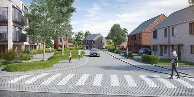 Une centaine de logements en projet à Tubize - La DH