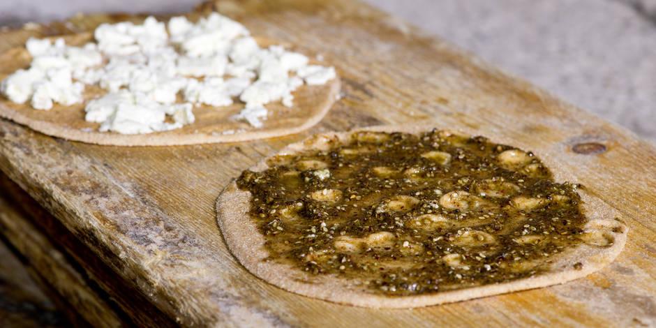 Le za'atar : le mélange d'épices qui enchante la cuisine
